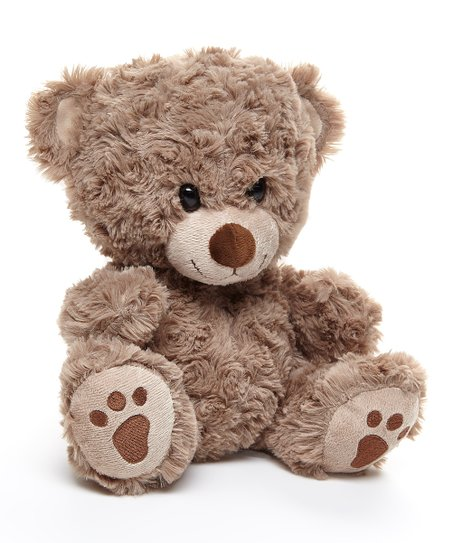 Nelly Packs Brown Bear Cold Hot Nelly Cuddles Plush  ccb303230c