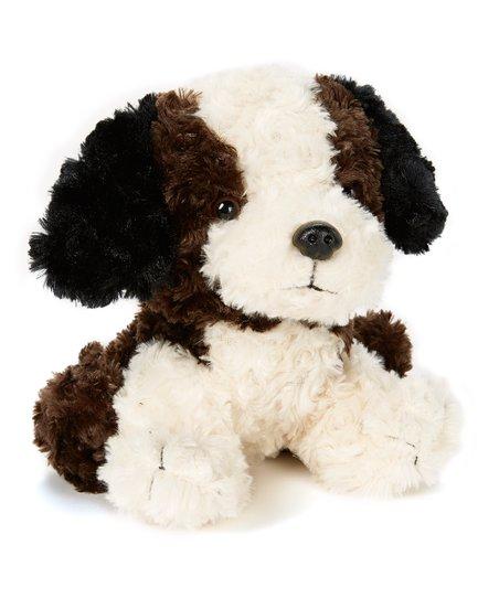 Nelly Packs Dark Brown   Cream Dog Cold Hot Nelly Cuddles Plush  392f62d53b