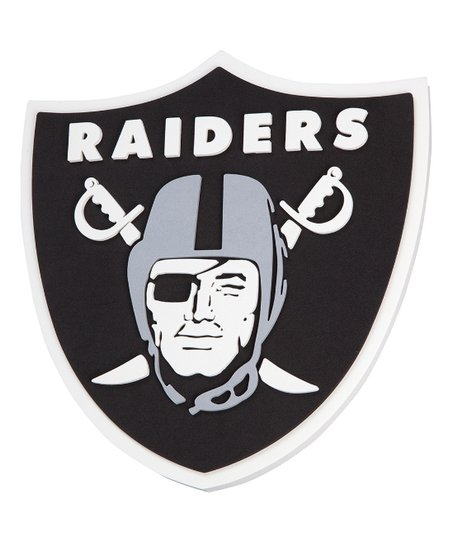 68ae3e78c love this product Oakland Raiders 3-D Foam Sign