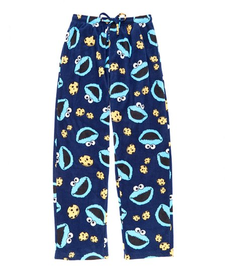 ead5de11919e love this product Navy Cookie Monster Pajama Pants