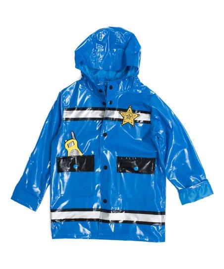 a5675f1ad love this product Royal 'Jr. Policeman' Raincoat - Toddler & Boys