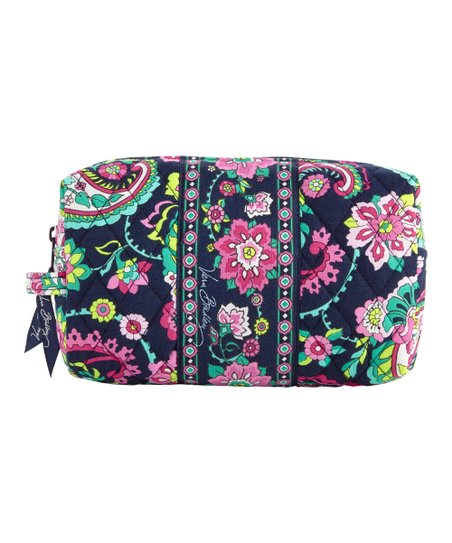 Petal Paisley Medium Cosmetic Bag