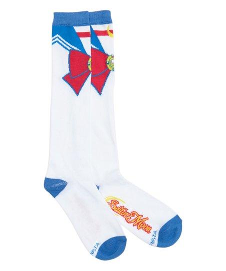 3577da128 Everything Legwear Sailor Moon Bow Knee-High Socks - Women
