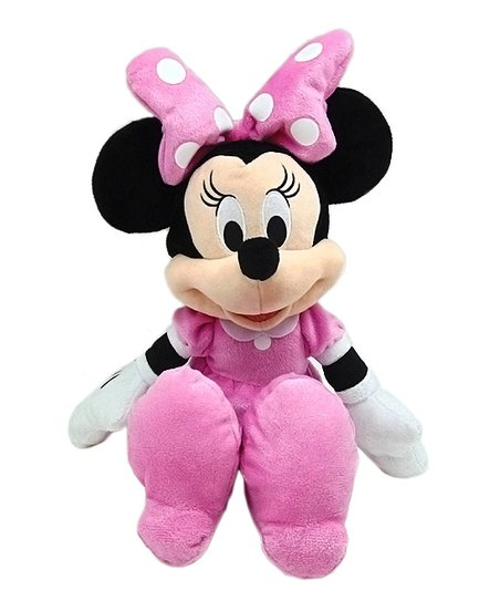 Just Play 15 5 Minnie Mouse Plush Toy Zulily
