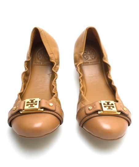 879efb71af0 love this product Royal Tan Ambrose Leather Ballet Flat