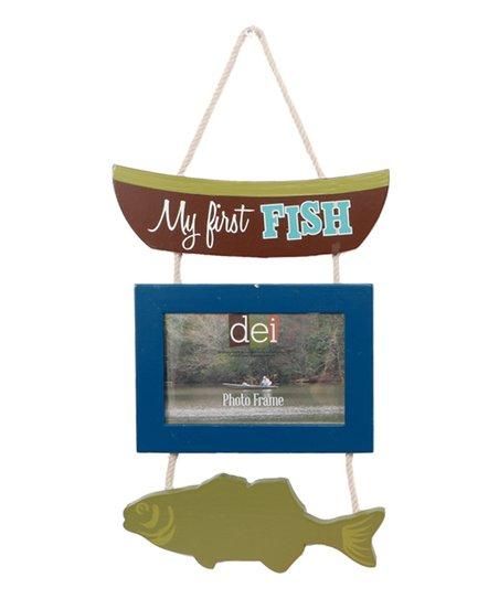 Dei My First Fish Frame Zulily