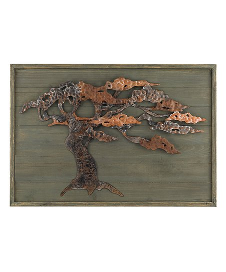 love this product Wood   Metal Tree Wall Art c42ce7a37
