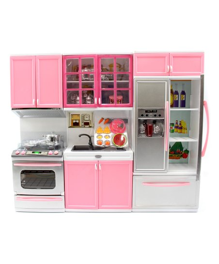 Az Trading And Import Pink Modern Kitchen Doll Play Set Best Price And Reviews Zulily