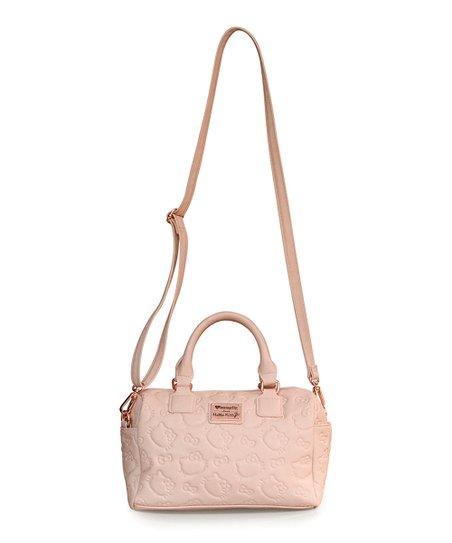 Loungefly Dusty Pink Hello Kitty Crossbody Bag  00531794393e4
