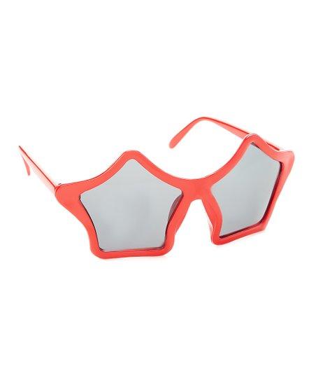 16efbfb9e797 Miss Fancy Pants Red Star Sunglasses