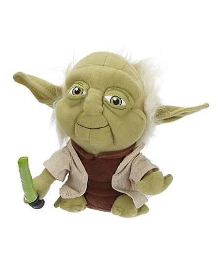 Comic Images Star Wars Yoda Plush Zulily