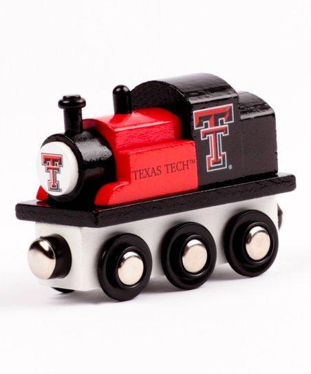 college team trains texas tech red raiders toy train engine zulily