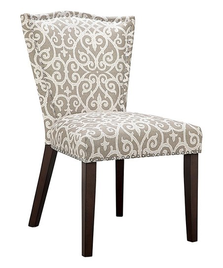 love this product Taupe Dining Chair - Set of Two 31c97c73c2