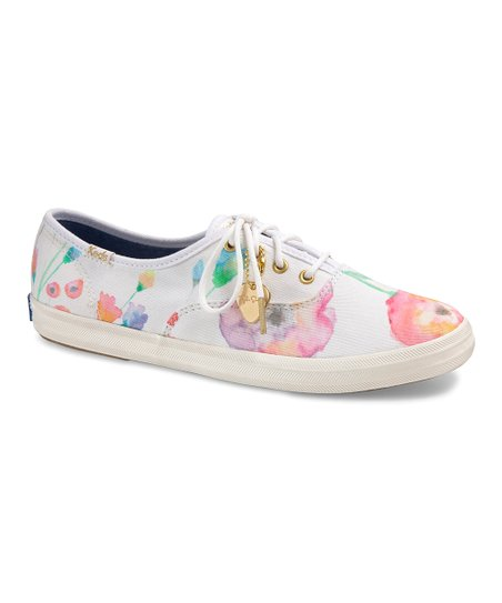 4e29396c2aa3 love this product White   Pink Taylor Swift s Flower Painting Champion  Sneaker