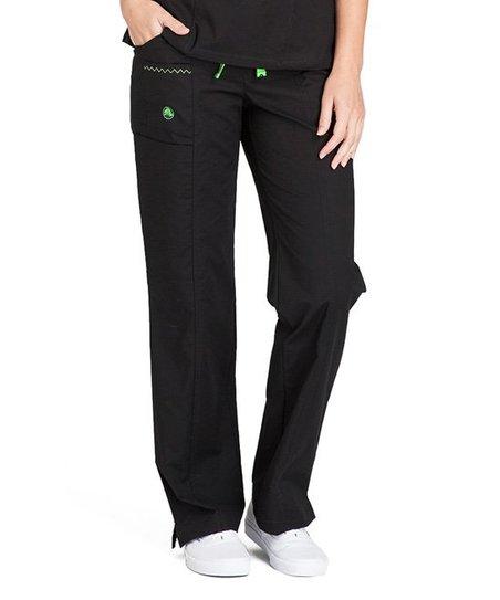 979f7cca68612 Crocs Black Penny Scrub Pants - Women   Plus