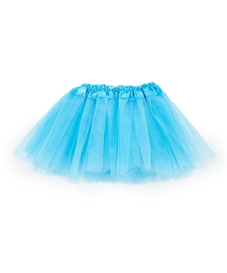 2b2818c95a The Princess Pea Turquoise Tulle Tutu Skirt - Infant | Zulily