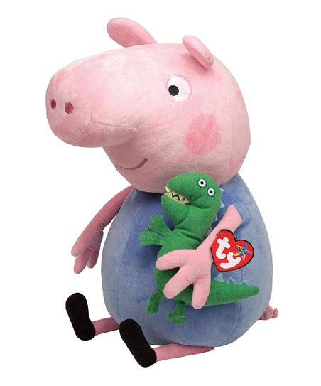 love this product Peppa Pig George 16   Beanie Babies Plush 5cf8be558b