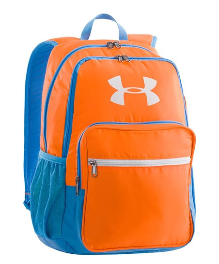 ae834f80bca2 Under Armour® Blaze Orange UA Hall of Fame Backpack