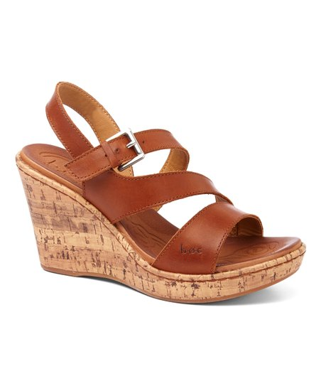 cc8578e21d1 love this product Saddle Schirra Wedge Leather Sandal