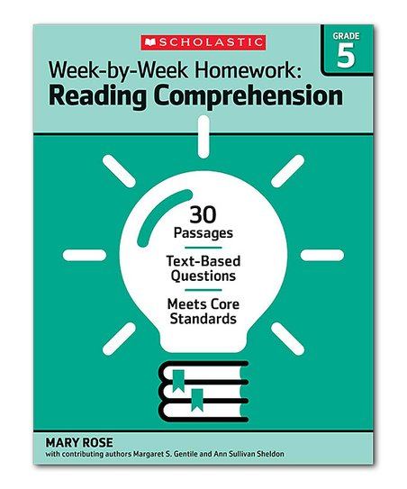 comprehension homework