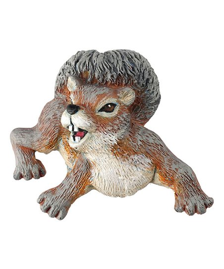Christmas Vacation Squirrel.Department 56 Christmas Vacation Squirrel Magnet