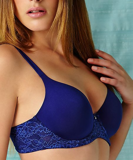 2946a12305 Montelle Intimates Night Sky Pure Plus Full Coverage fit T-Shirt Bra ...