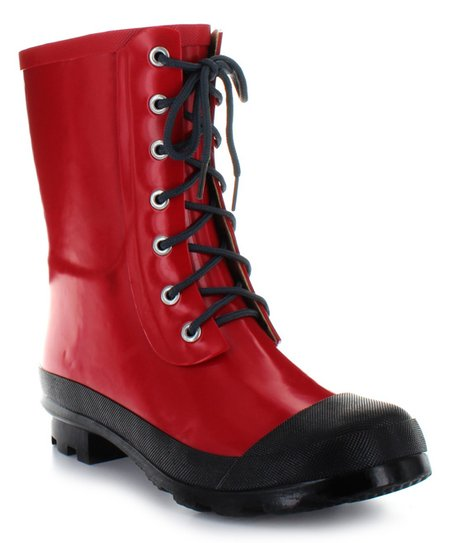 Love This Product Red Highlands Rain Boot