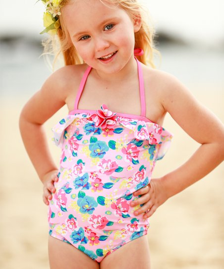 c7c2f665f6 love this product Pink Lemonade One-Piece - Infant