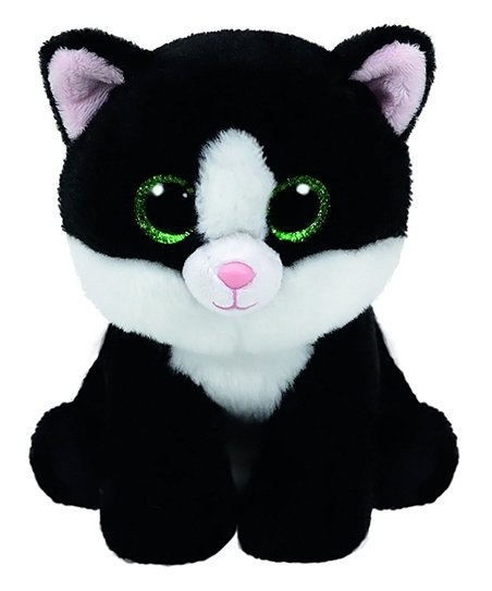 Ty Ava the Black   White Cat Beanie Baby  324b8aed5d