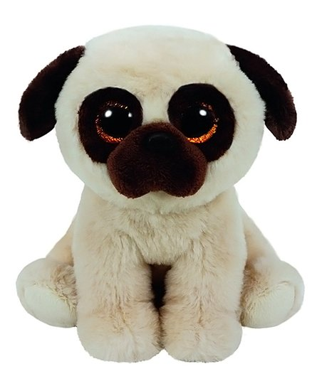 love this product Rufus the Pug Dog Beanie Baby 94640f17c3