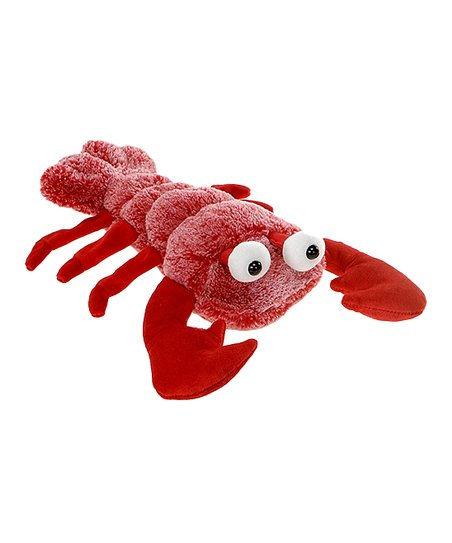 Mahar Red Lobster Plush Toy Zulily