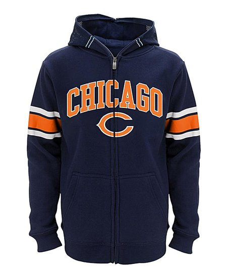 Outerstuff Zip-up Bears Boys - Hoodie Chicago
