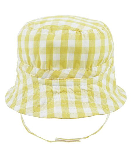 5b073a5ae59 love this product Yellow Gingham Bucket Hat