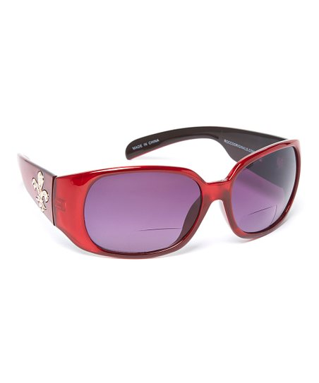 0cbc1c2f25 love this product Red Rounded Classic Bifocal Sun Readers