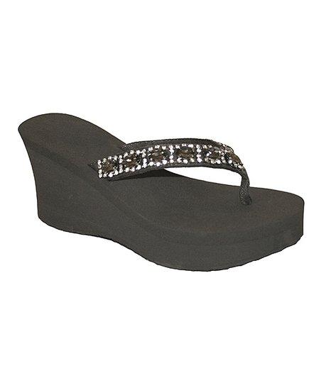 0706dfca0acb Nomad Footwear Gray Gem Flip-Flop - Women