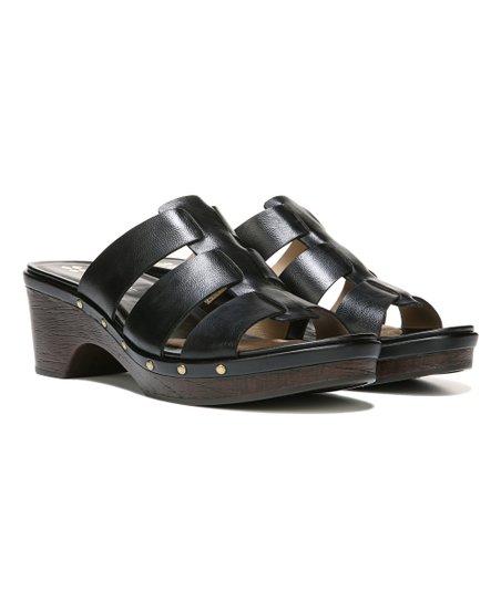 b0c3b92ac9b0 Naturalizer Black Gramercy Sandal