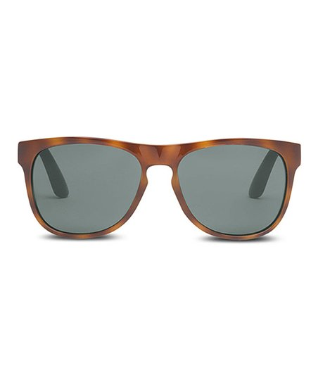 e8ae763c5ca3 TOMS Honey Tortoise & Deep Blue Phoenix Polarized Sunglasses | Zulily