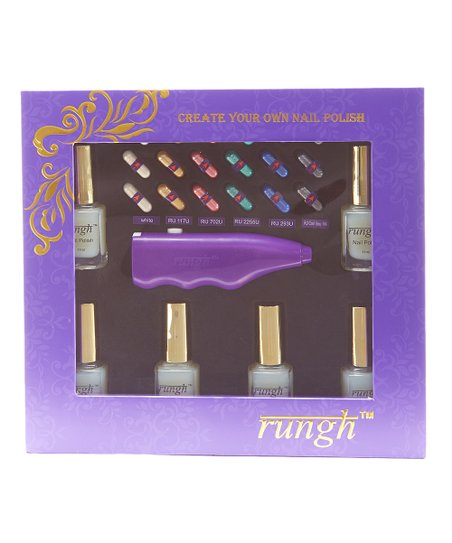 Rungh Cosmetics Create Your Own Nail Polish Set | Zulily