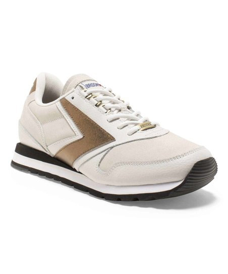 f01ae85683a Brooks Coffee House Latte Chariot Suede Heritage Sneaker - Men