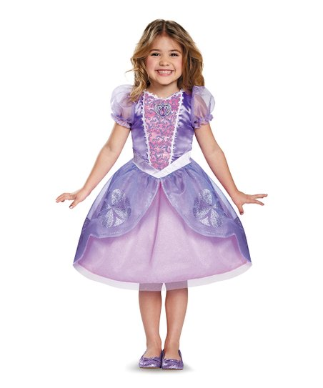 423d12e9a love this product Sofia the First Classic Dress - Toddler & Girls