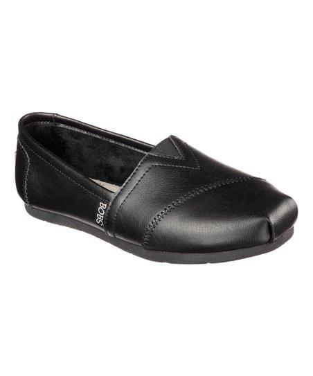 Town Leather Slip-On Shoe - Women