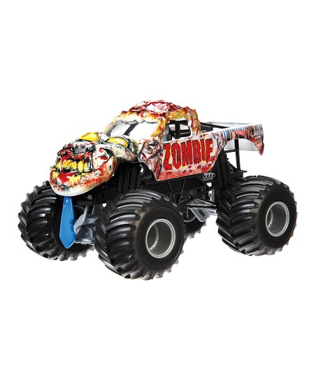 Hot Wheels Monster Jam Zombie Toy Vehicle Best Price And Reviews Zulily