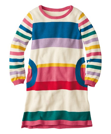 394c75bed8 love this product Rainbow Stripe Schoolhaus Sweater Dress