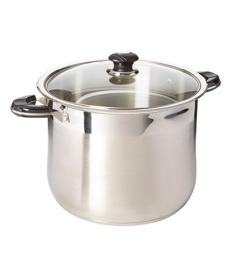 Concord Cookware 30 Qt Stainless Steel Stock Pot Zulily