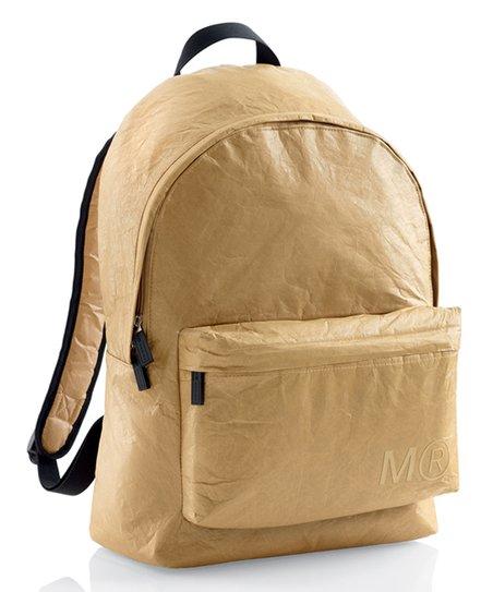 Miquelrius Kraft Doodle Tyvek Backpack   Zulily bda387c5fd