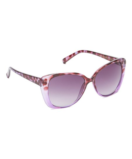 c5dce6712ce72 love this product Purple Tortoise Shell Cat-Eye Sunglasses