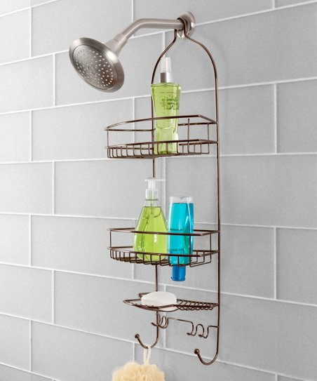 Love This Product Oil Rubbed Bronze Three Tier Hanging Shower Caddy