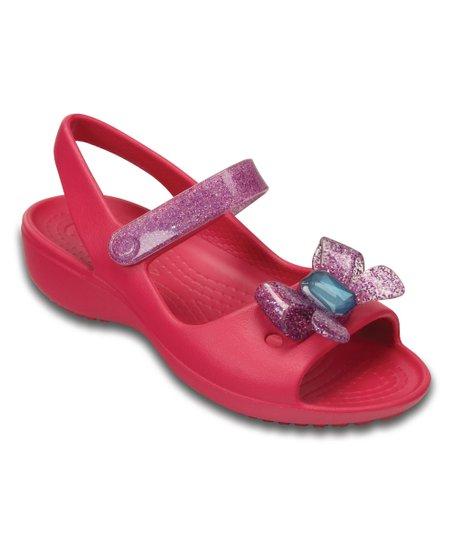 0321cb6505edf love this product Raspberry   Amethyst Keeley Springtime Mini Wedge -  Toddler