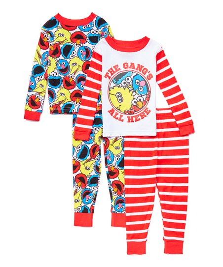 f8acfc3fa4 love this product Sesame Street  The Gang s All Here  Pajama Set - Infant    Toddler