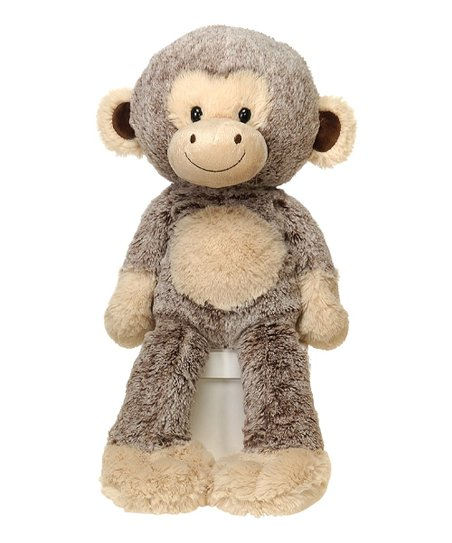 love this product Tan   Cream Monkey Cold Hot Nelly Cuddles Plush bb9051b203